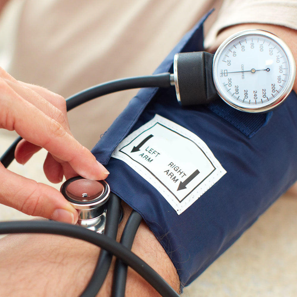 Hypertension Clinical Research Trial