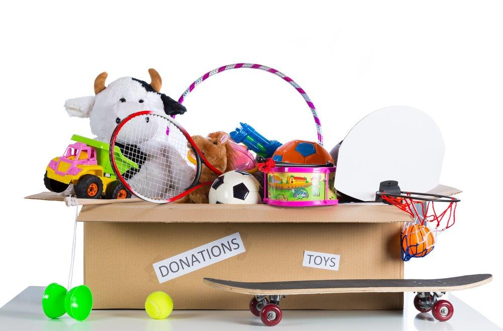 Toys For Donation : Renstar donates toys to skill day center medical